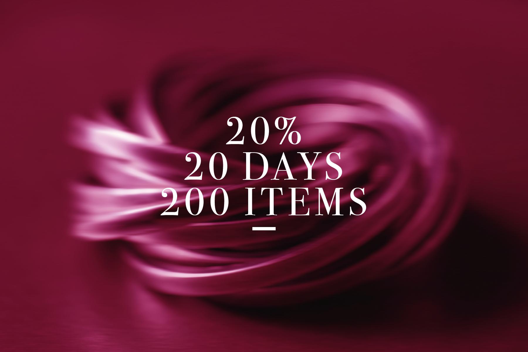 20 Days 20 Items Isabella Hund Gallery