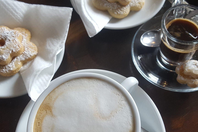 Cappuccio kaffe