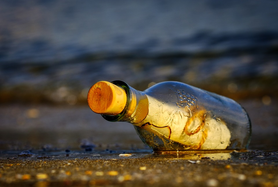Flaskepost