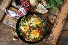 georgian-eggs