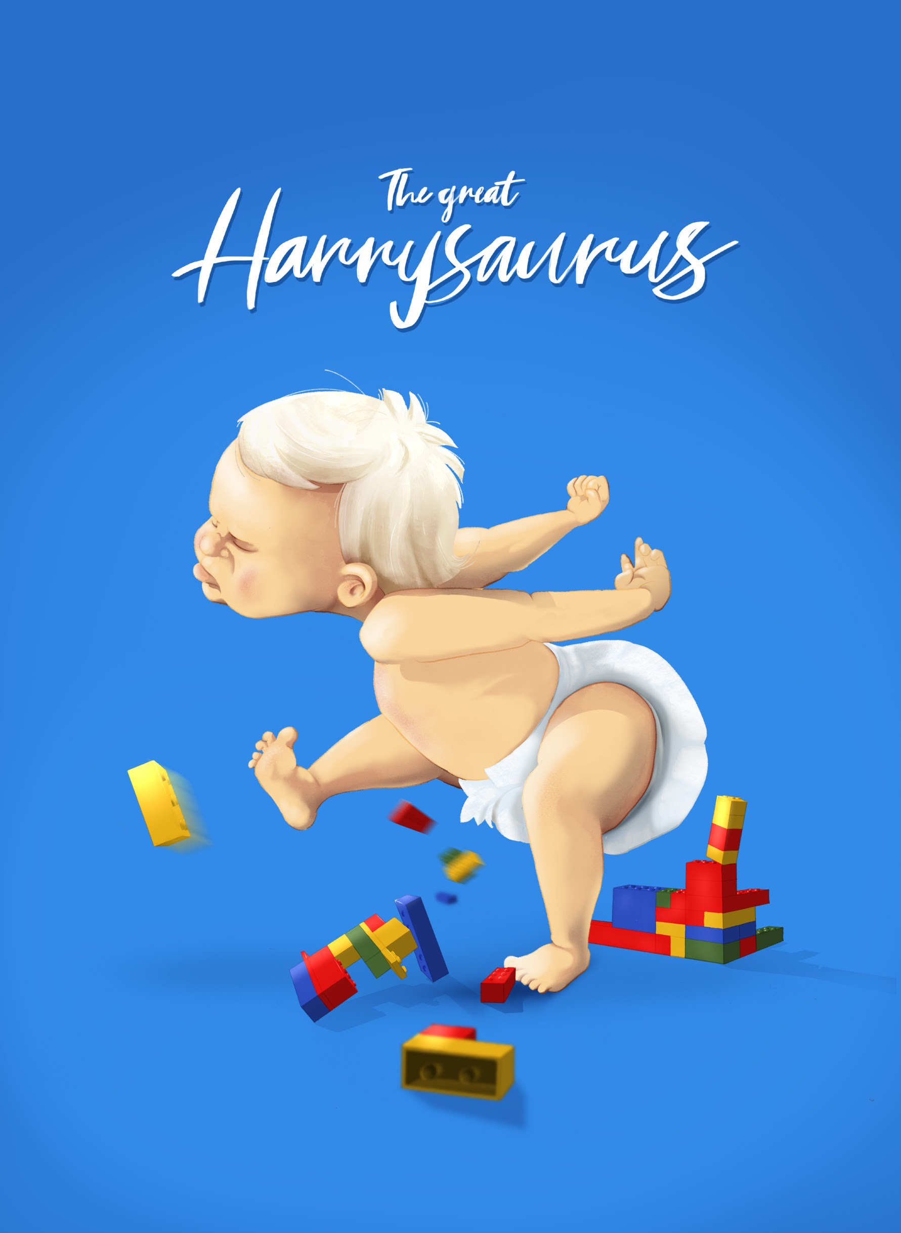 The great Harrysaurus