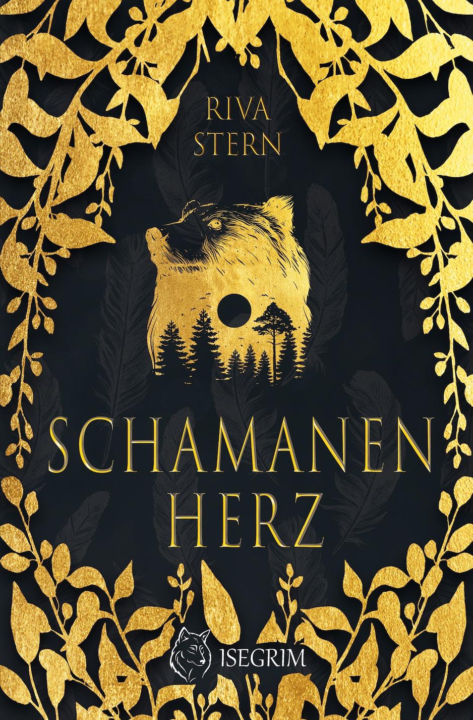 Schamanenherz Cover Front