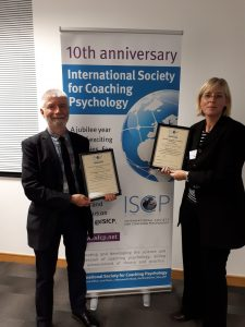 Prof Stephen Palmer & Dr Siobhain O'Riordan receive Fellowships on 18th October, 2017