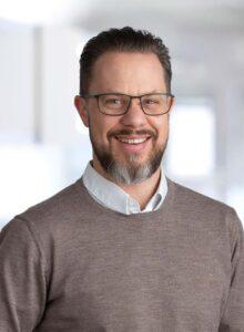 Thomas Zetterström, ISG Nordic AB