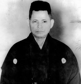 Master Tatsuo Shimabuku