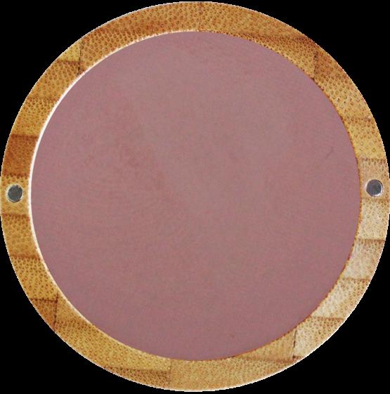 Compact Blush Dark Purple 2