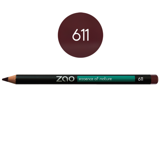 Pencil Multipurpose Liner Crimson