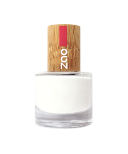 Zao Neglelakk French White