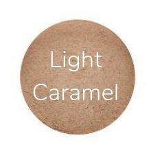Light Caramel Farge