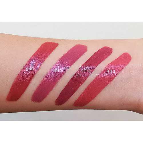 Lip Ink Fargekart