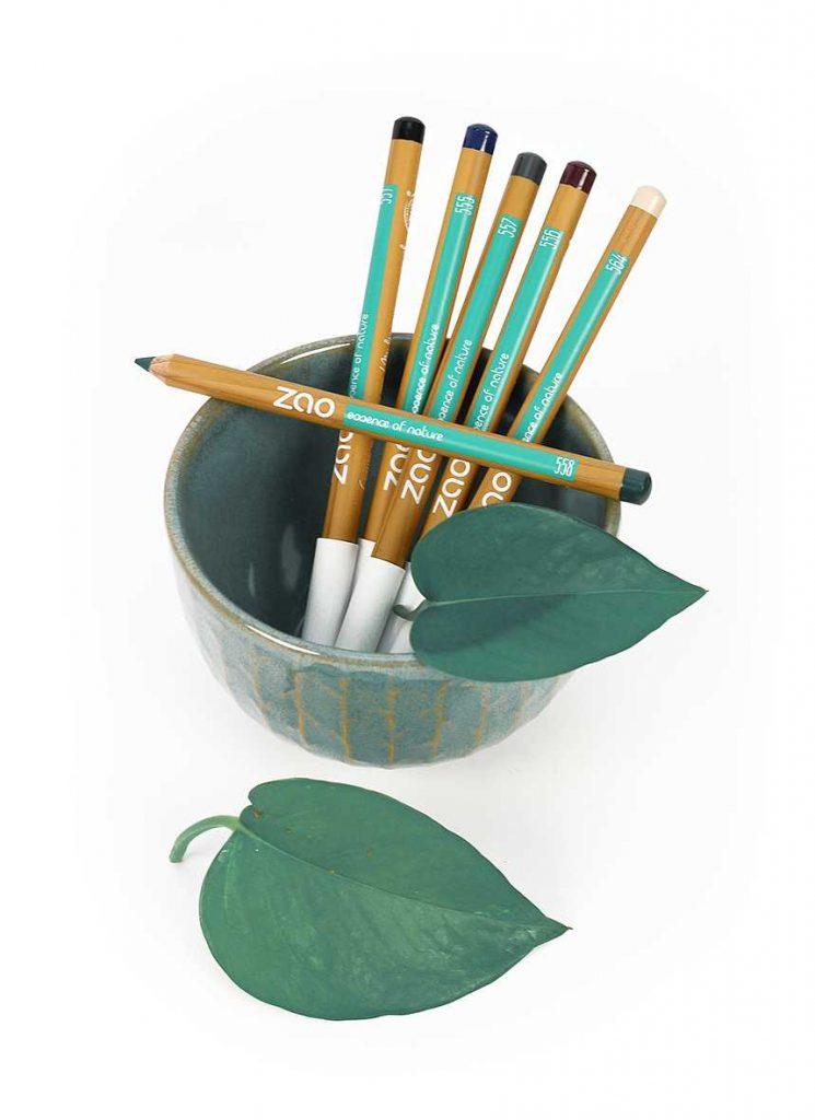 6 blyanter i bøtte