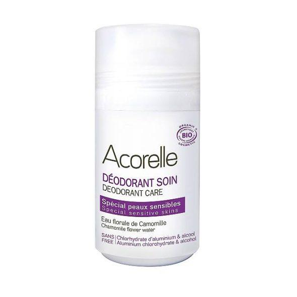Viser roll on deodorant fra Acorelle