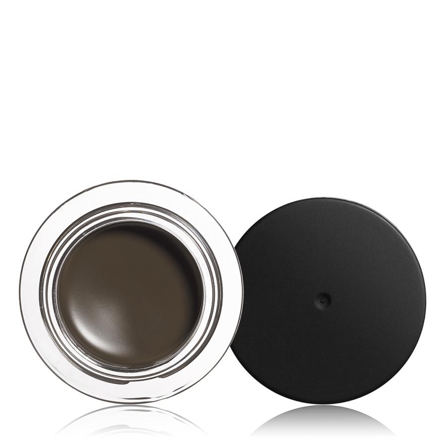 Viser produktet Lock In Liner & Brow Cream, fargen Medium Brown