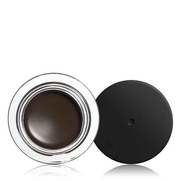 Viser produktet Lock In Liner & Brow Cream, fargen Espresso