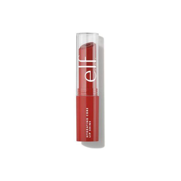 Viser produktet Hydrating Core Lip Shine i fargen Giddy