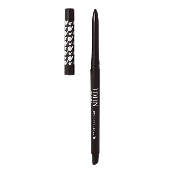 Viser eyeliner blyanten i fargen Lava