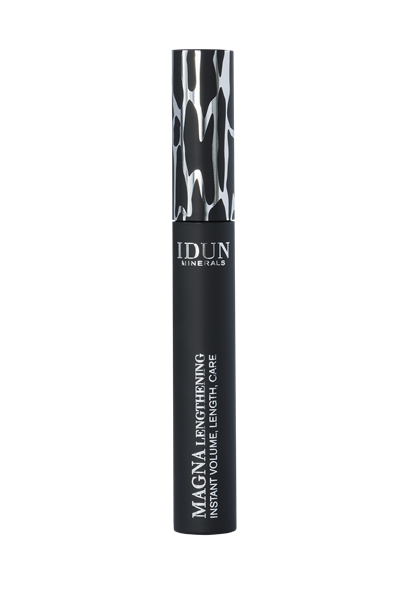 Viser Magna Lenghtning Mascara fra Idun
