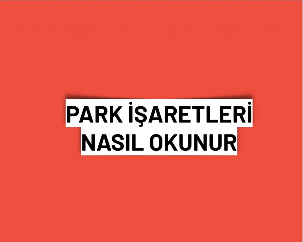 Park tabelaları