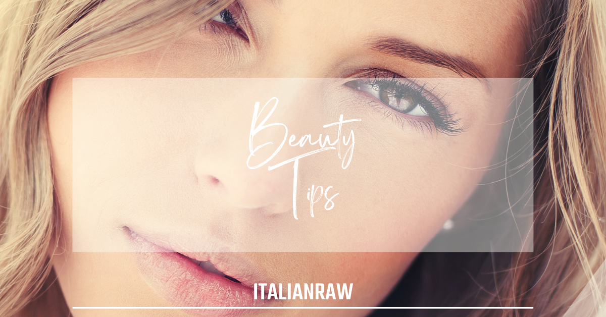 BEAUTY WITH OLIVE OIL