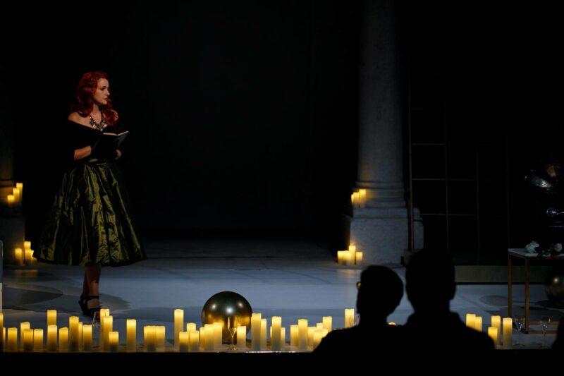 CRONACHE DA TRAPANI: Traviata in 1 ora -cast alternativo, 8 agosto 2021