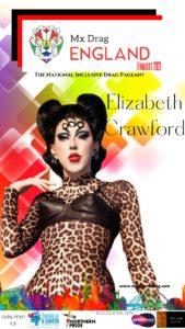 Mx Drag England Finalist Elizabeth Crawford