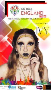 Mx Drag England Finalist Ivy