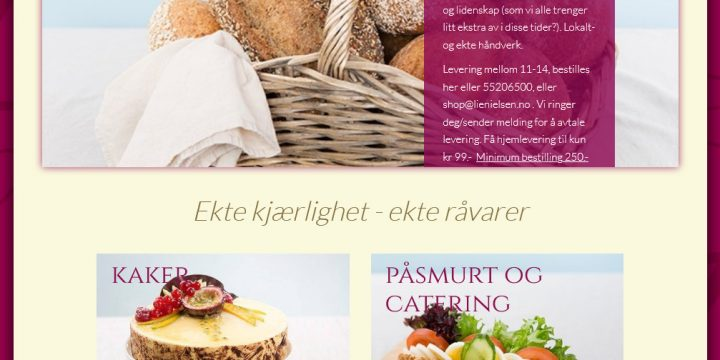 Hjem – Lie Nielsen Nettbutikk