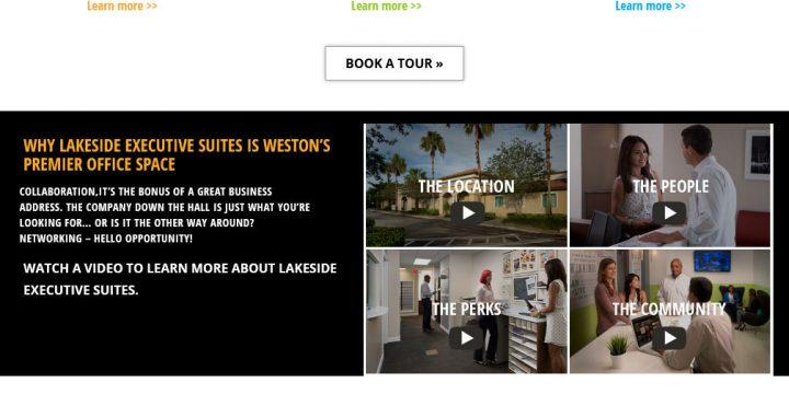 Lakeside Executive Suites – Weston, FloridaLakeside Executive Suites