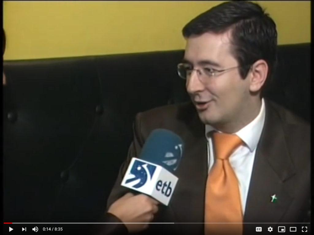 Entrevista a Ivan Arjona Pelado EITB