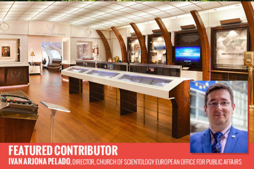 My Thoughts on the Scientology Religious Order—the Sea Organization on its 50th Anniversary IVAN ARJONA PELADO