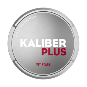 kaliber vit plus portion snus