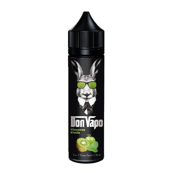 Don Vapo - T. Papayo 50ml premix ananas papaya e juice kiwi öpple mint e juice ivape