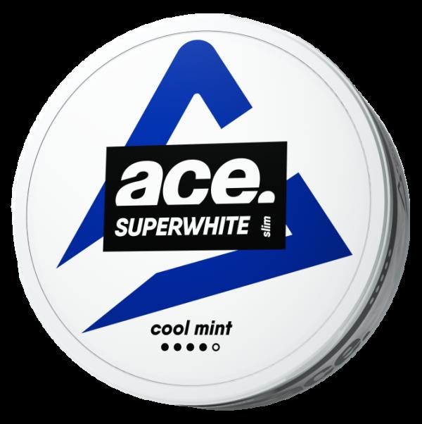 Nya ACE Cool Mint är ultimat styrka och friskhet. En kontrollerad smakexplosion av mynta i en kombination av stark pepparmynta för en sval rusch när du behöver den. En extremt ren och kraftfull känsla - stimulerande, aktiverande och upplyftande och helt tobaksfritt. Denna dosa innehåller slim super White portioner Ministry Of Snus snushandel i nyköping ab påljungshage köpcentrum helvitt snus