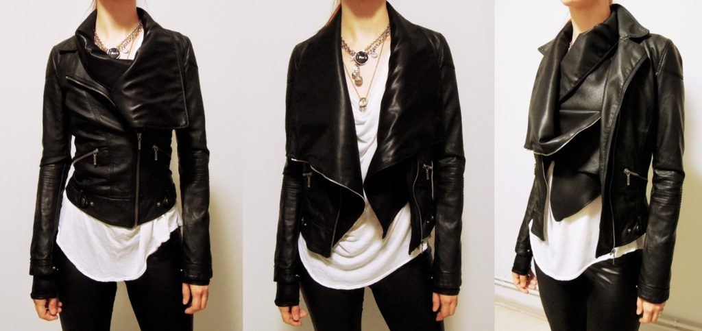 Combine Violentia jacket with other jackets you already have!