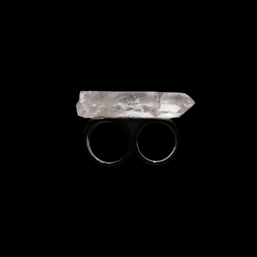Quartz Boxer Ring | Iva Sokovic
