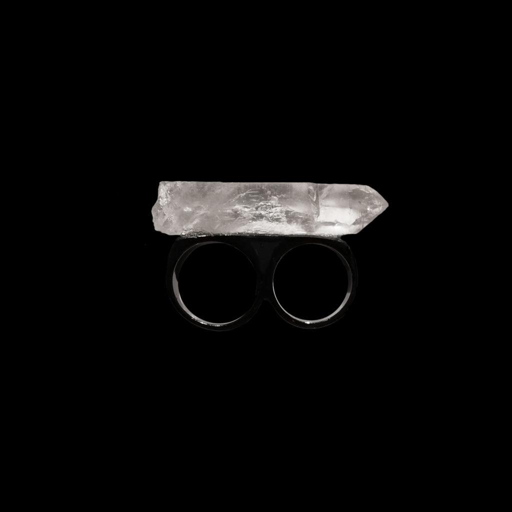 Quartz Boxer Ring | Iva Sokovic