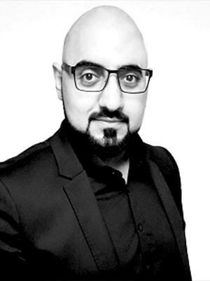 Ahmed Hessam CEO