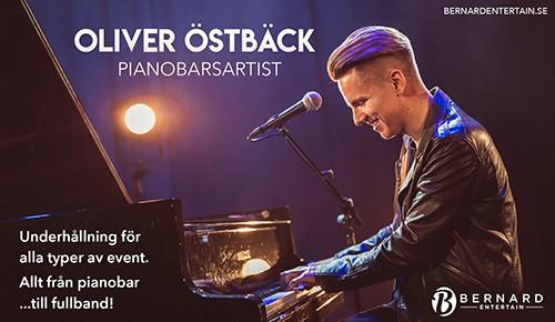 Oliver Östbäck reklam