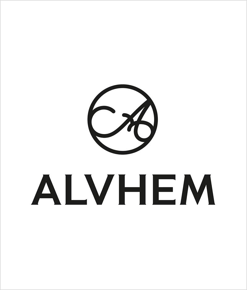 Alvhem logga