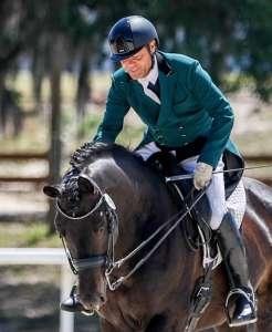 Trakehner stallion Ballzauber *Ps*