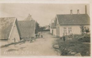 Postkort fra Nærbø