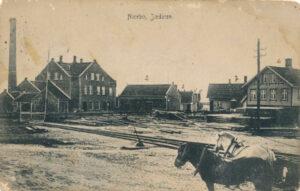 Gammelt postkort