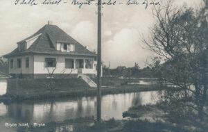 Postkort fra Time