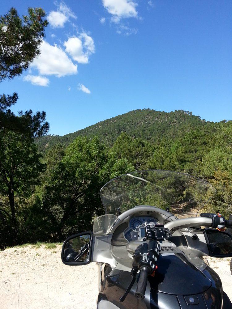 Ruta en Moto por la Sierra de Cazorla