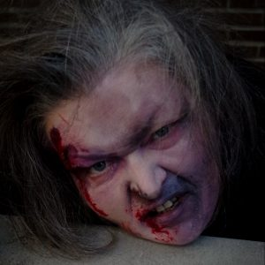 Zombie Greet