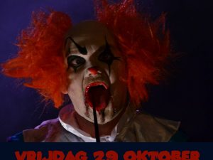 vrijdag 29 oktober