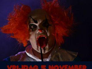 vrijdag 5 november