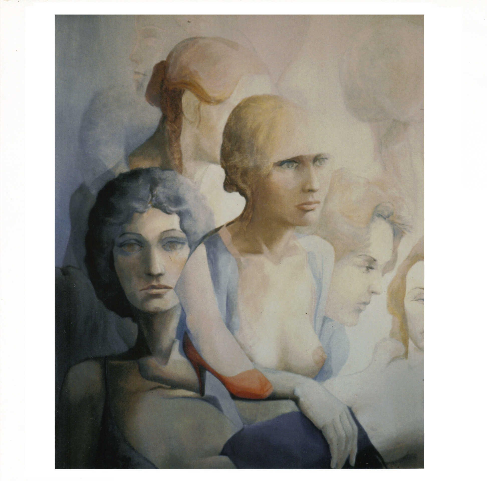 108 vrouwenportretten