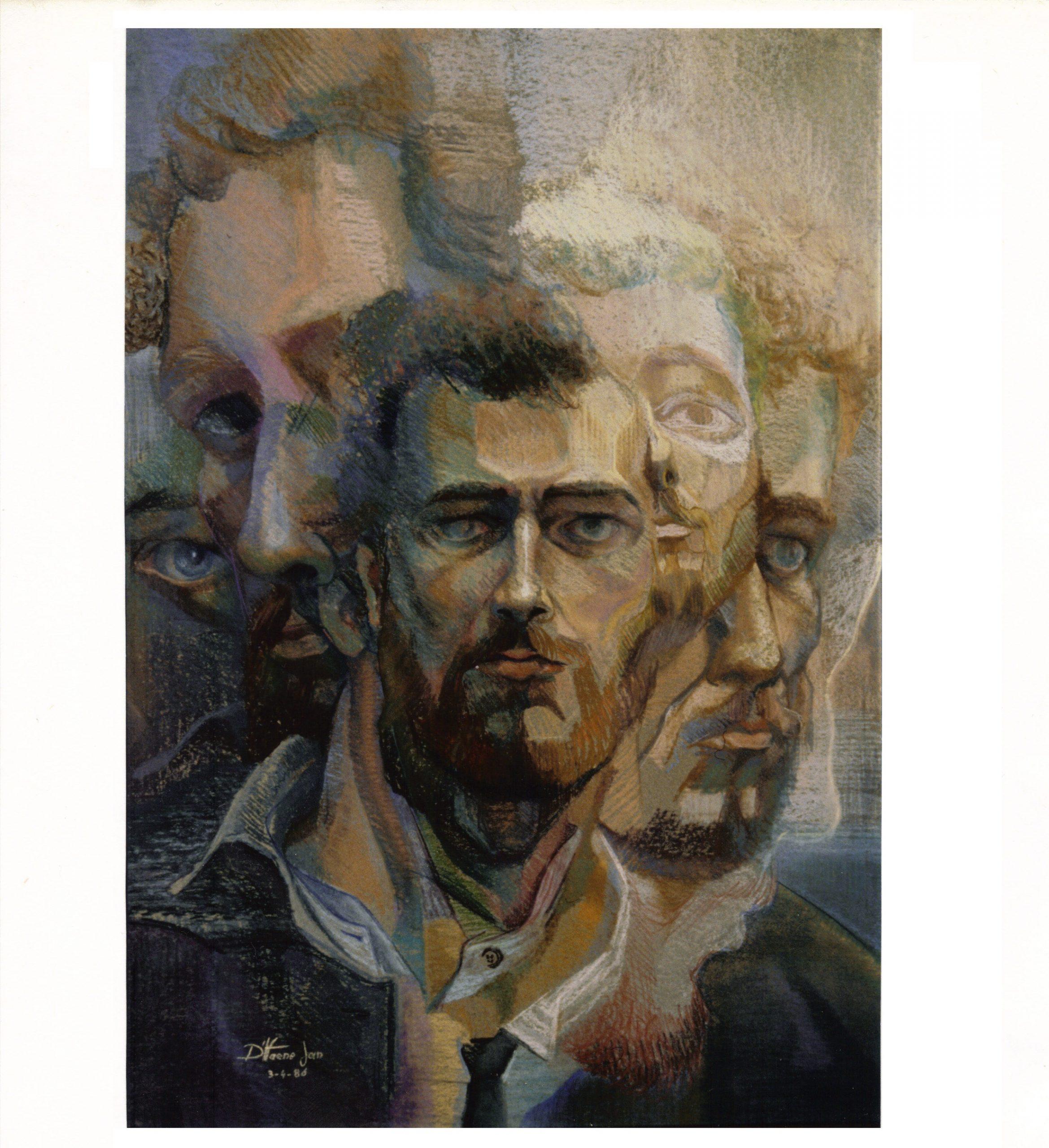 214 zelfportret 6x