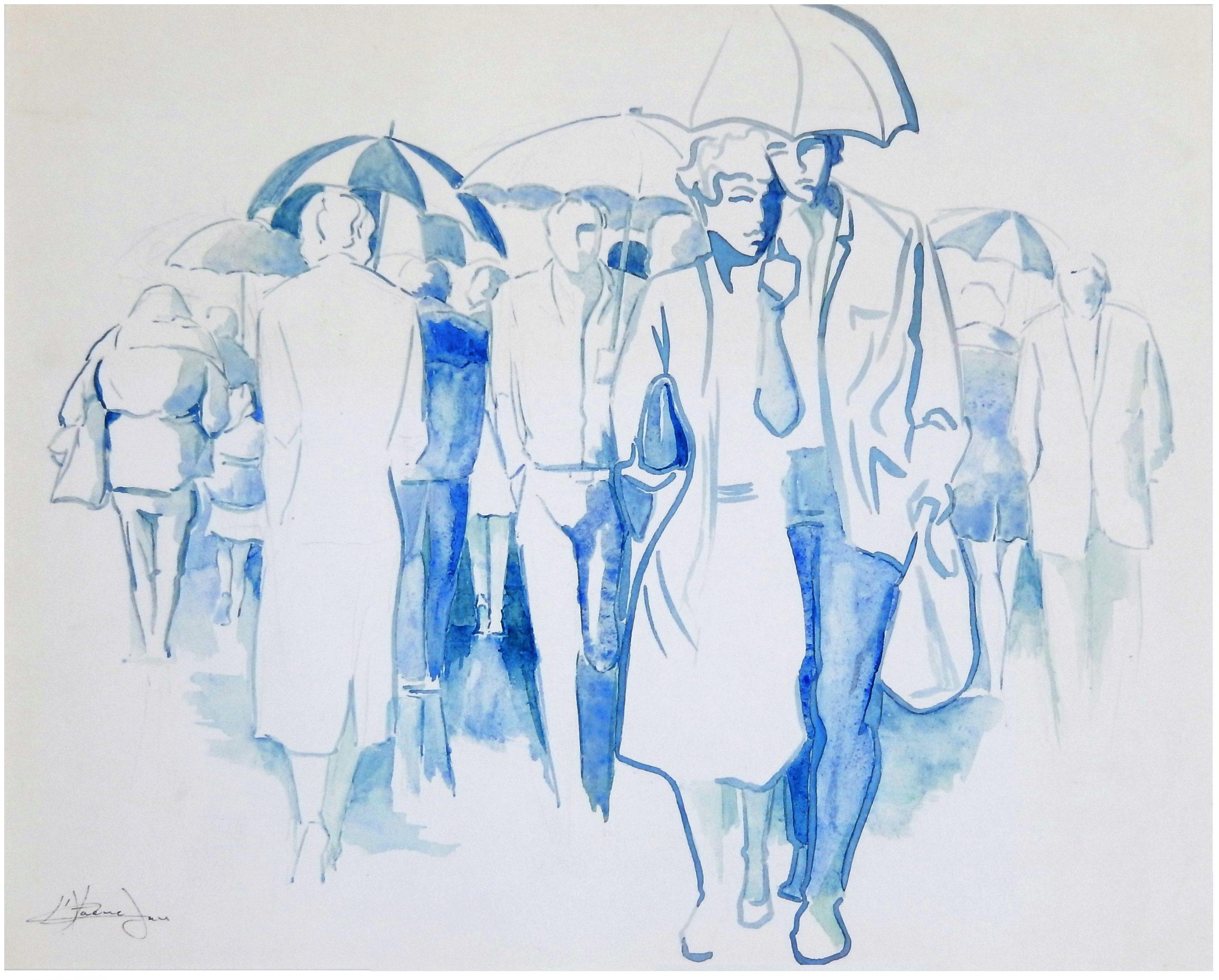 388 samen onder de paraplu